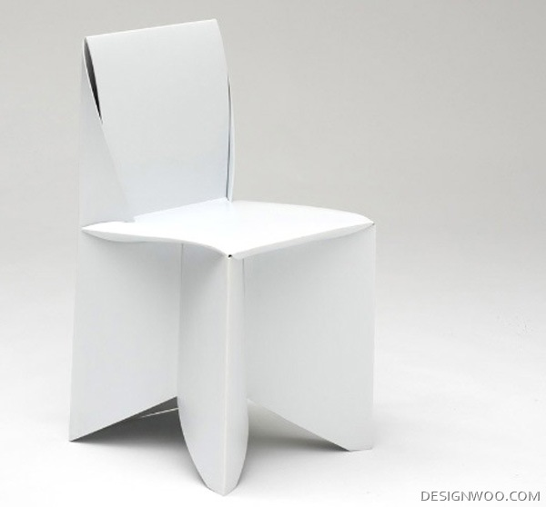 'Folder' Chair Design By Stefan Schöning