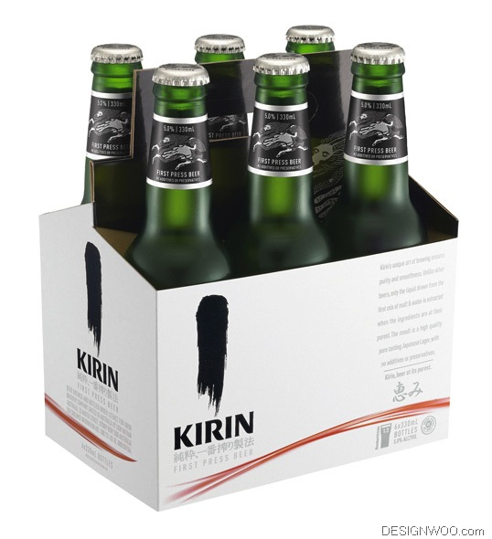 Kirin Package Design