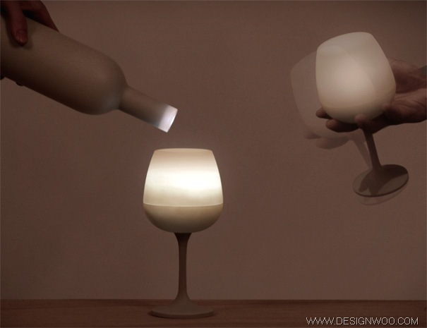 Interactive Lamp Design