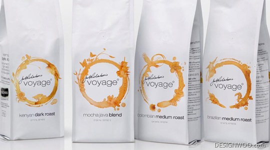 Colombo Tea And Coffee Package Design
