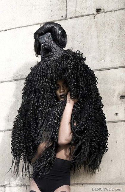 Outrageous Wigs By Charlie Le Mindu