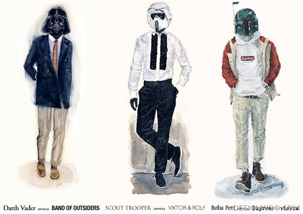 Star Wars Models-
