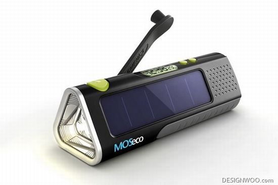 MOSeco ES905 Charges Handheld Devices On Renewable Energy
