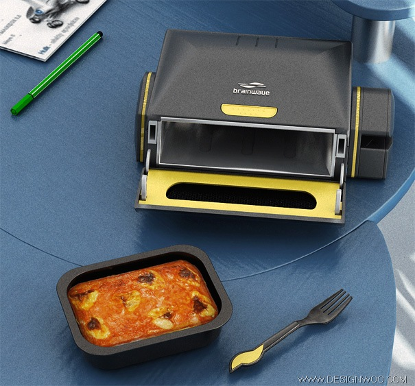 Microwave Cooking With The Desktop