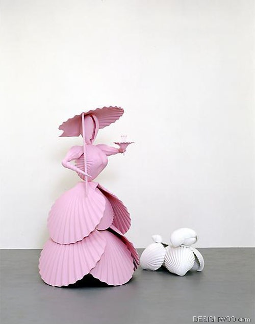 Sculptures by Katharina Fritsch
