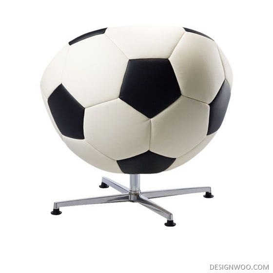 The Soccer Chair Furniture By Paolo Lillus