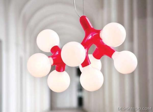 DNA Lamp : Next Collection Designed By Benjamin Hopf & Constantin Wortmann