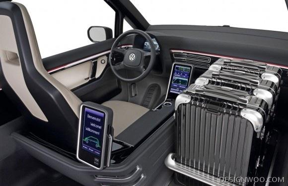 Volkswagen Milano Taxi Concept