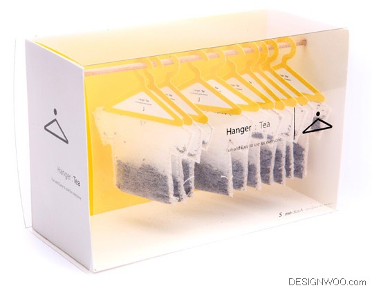 Hanger Tea Package Design