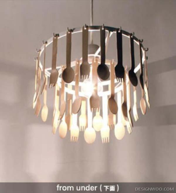 Unique Hanging Lamp Design Called GITA