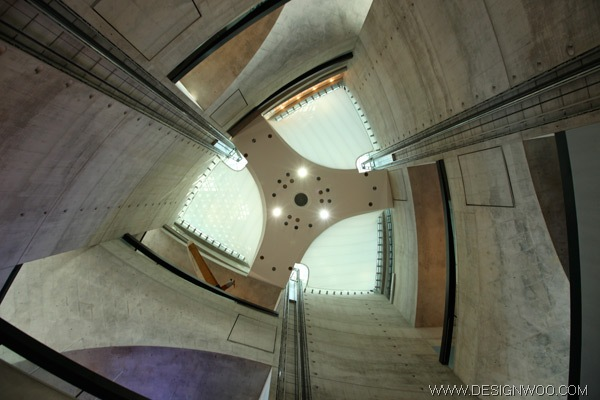 Mercedes-Benz Museum Elevators