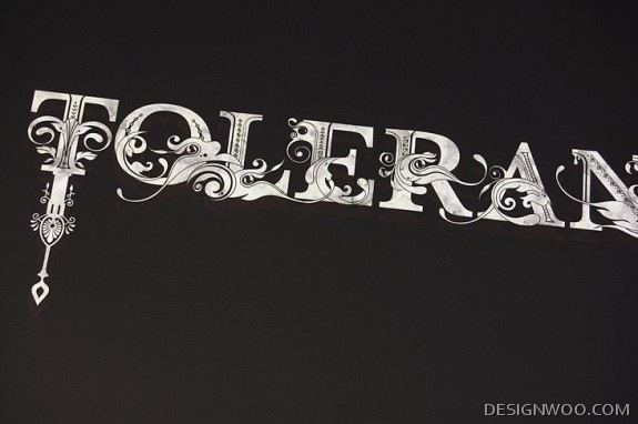 Typography By Tom Lane Aka Ginger Monkey