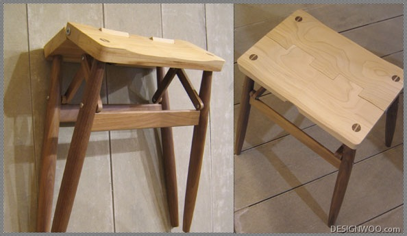 Pinch IMO Stool Design