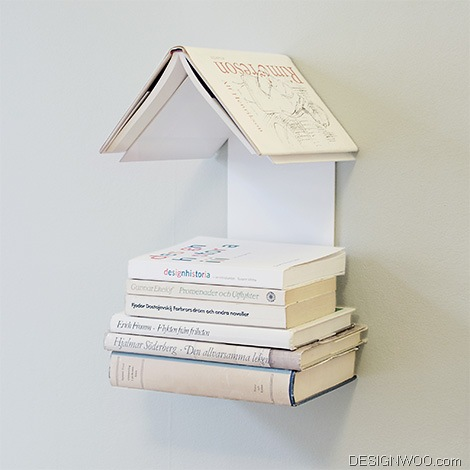 Build A Book Nest