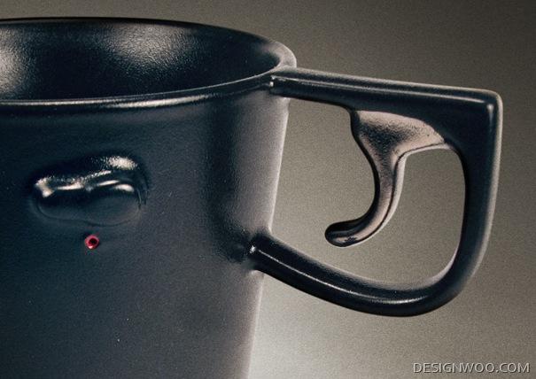 Pistol Grip Mug